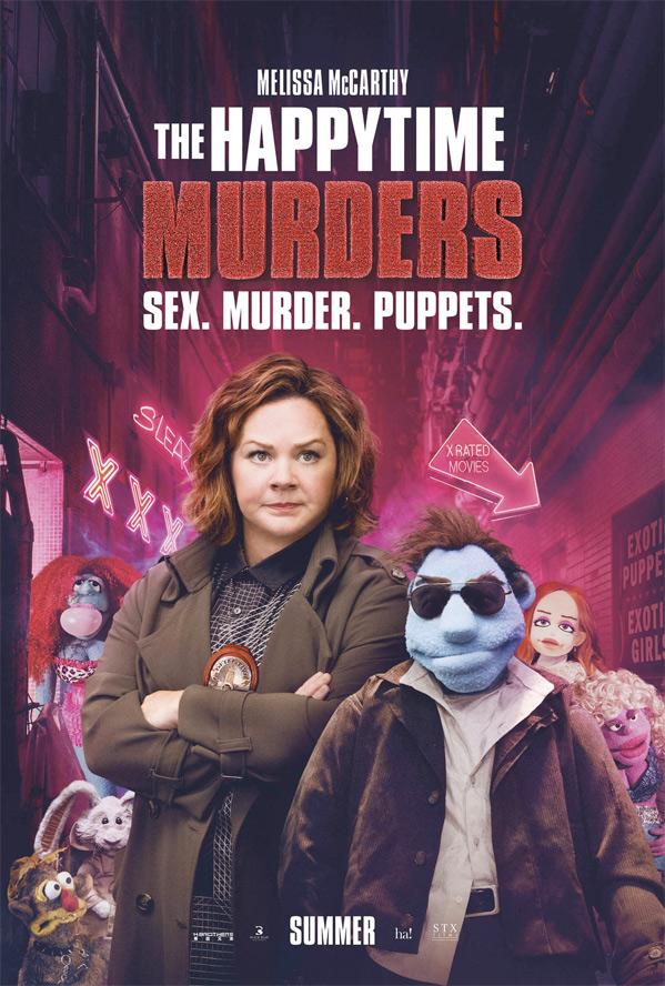 The Happytime Murders Movie Trailer