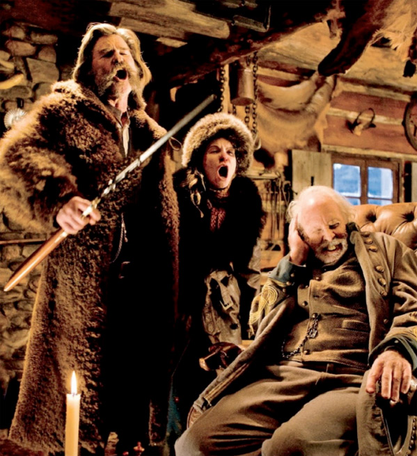 The Hateful Eight Photos
