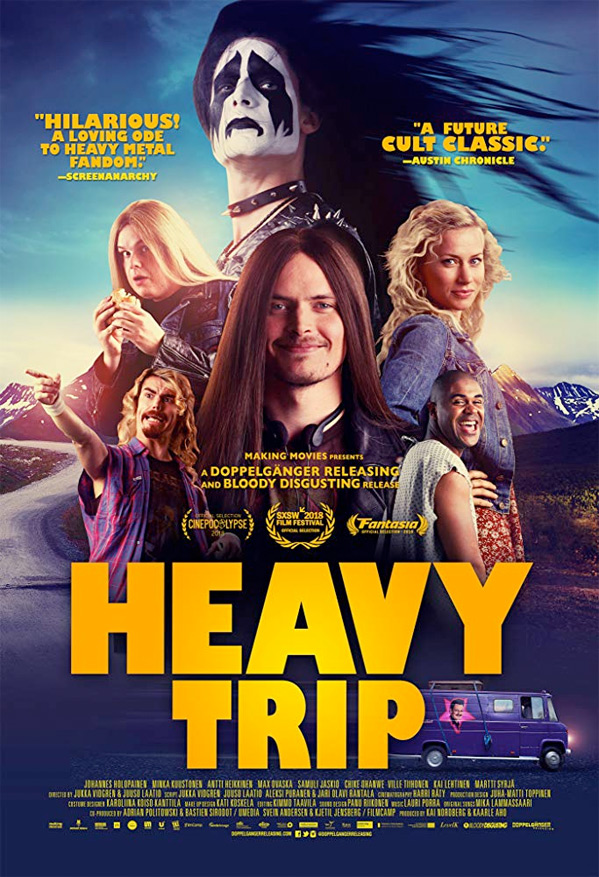 Heavy Trip Poster