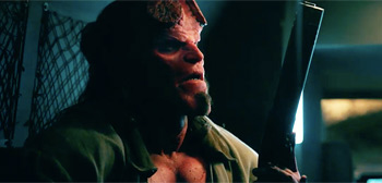 New Hellboy Trailer
