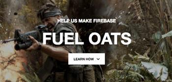 Firebase Crowdfounding