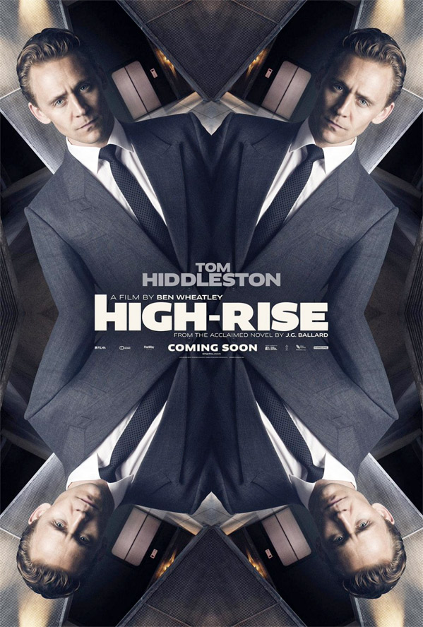 High-Rise Poster - Tom Hiddleston