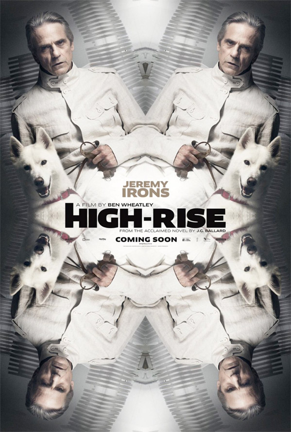 High-Rise Poster - Jeremy Irons