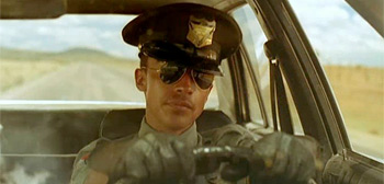 Highway Patrolman Trailer