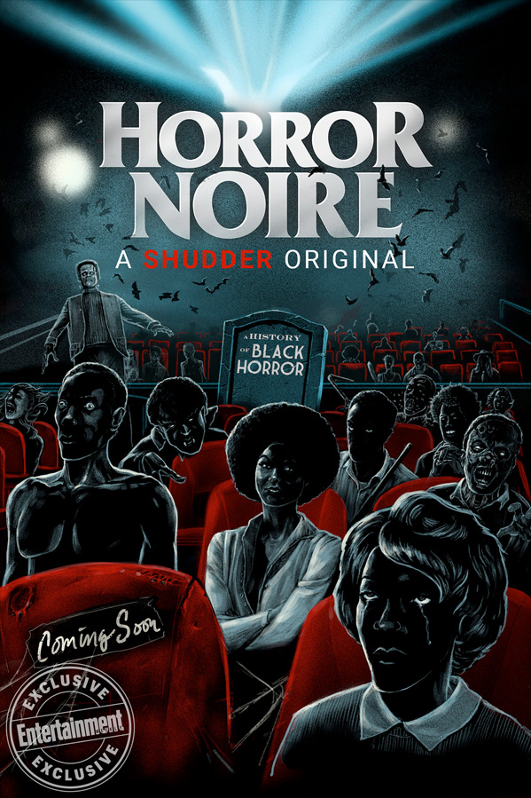 Horror Noire: A History of Black Horror Doc Poster