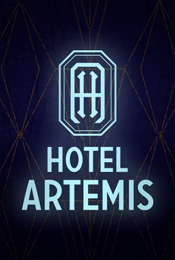 Hotel Artemis Movie