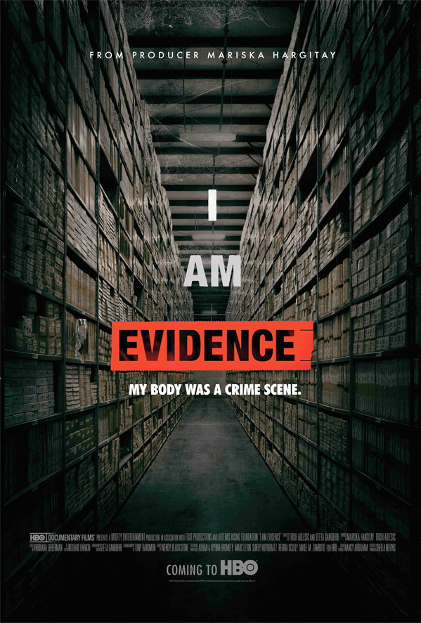 I Am Evidence Documentary