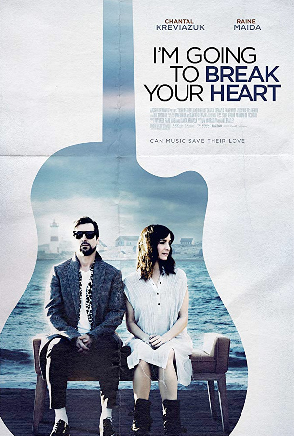 I'm Going To Break Your Heart Poster
