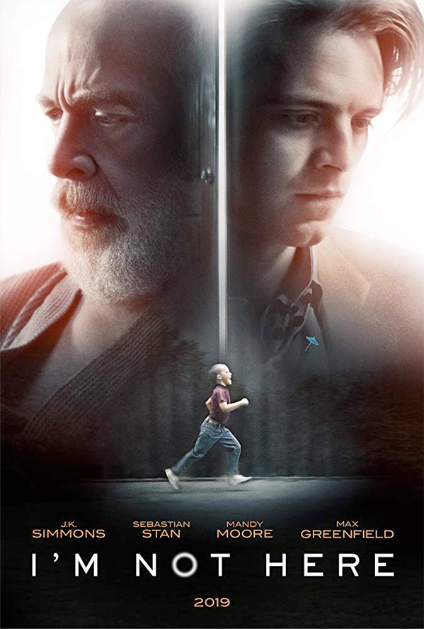 I'm Not Here Poster