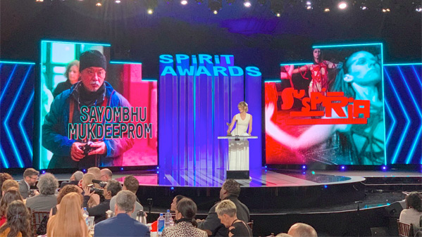 Best Cinematography - Indie Spirit Awards
