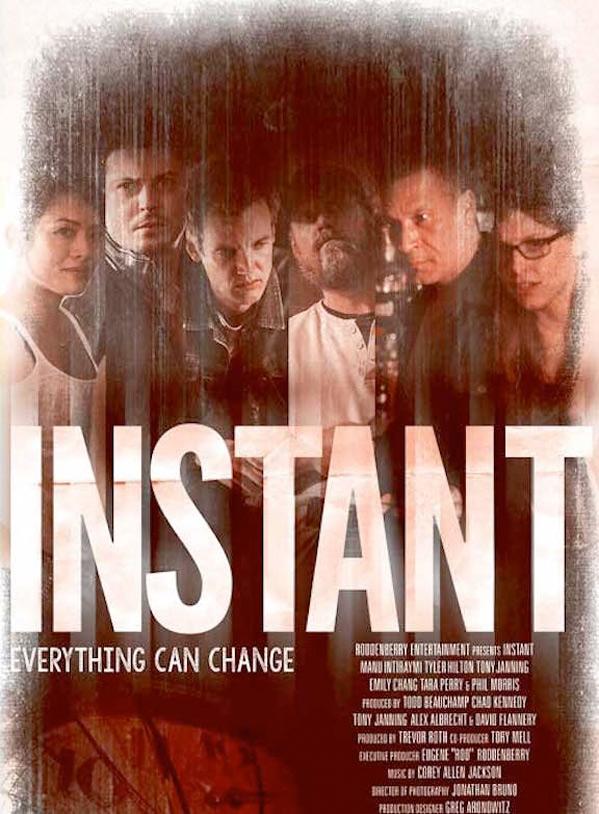 Instant Short Film Poster