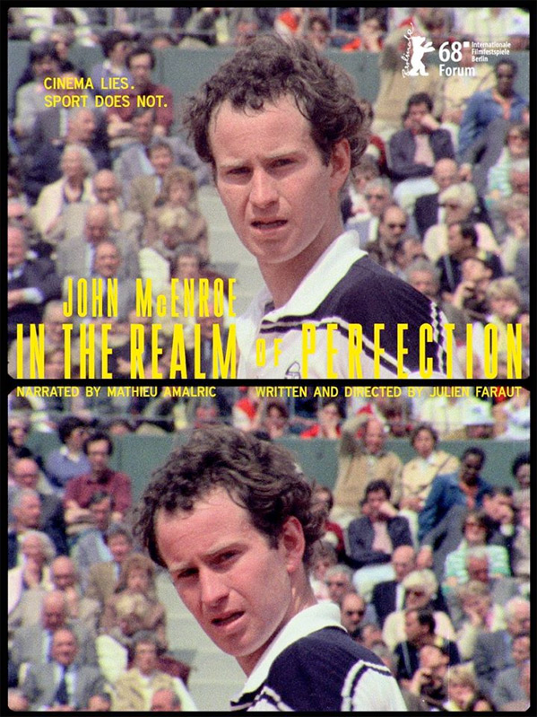 John McEnroe: In the Realm of Perfection Poster