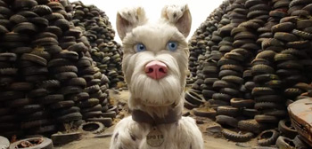 Isle of Dogs Cast Interview Video
