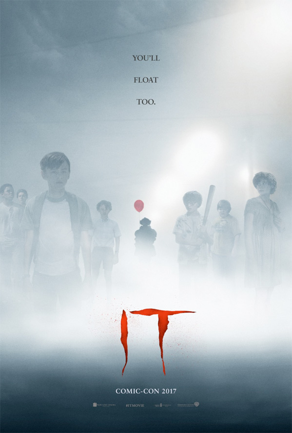 It Movie Poster Comic-Con