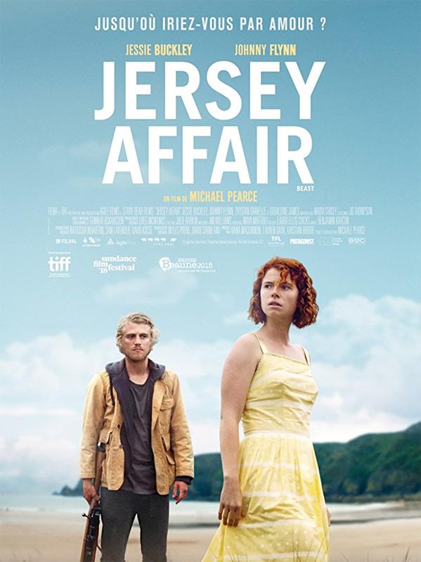 Beast Poster - Jersey Affair