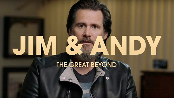 Jim & Andy: The Great Beyond Movie