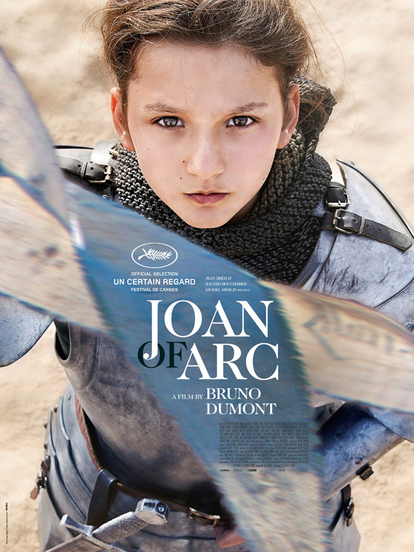 Bruno Dumont's Joan of Arc