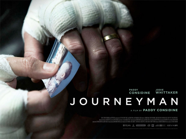 Journeyman UK Poster