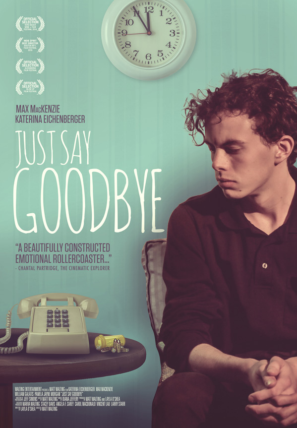 Just Say Goodbye Poster