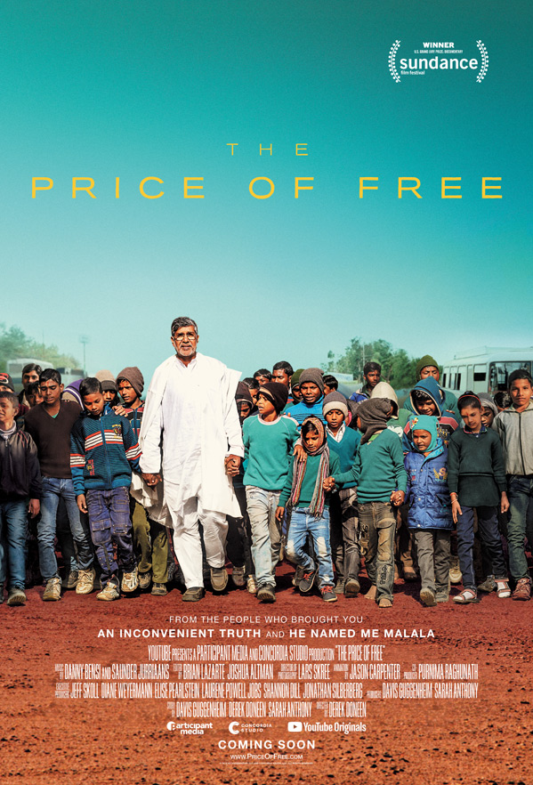Kailash / The Price of Free Poster