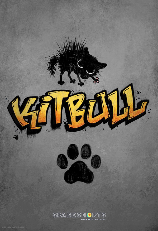 Watch: Pixar's SparkShorts Film 'Kitbull' About a Kitten ...