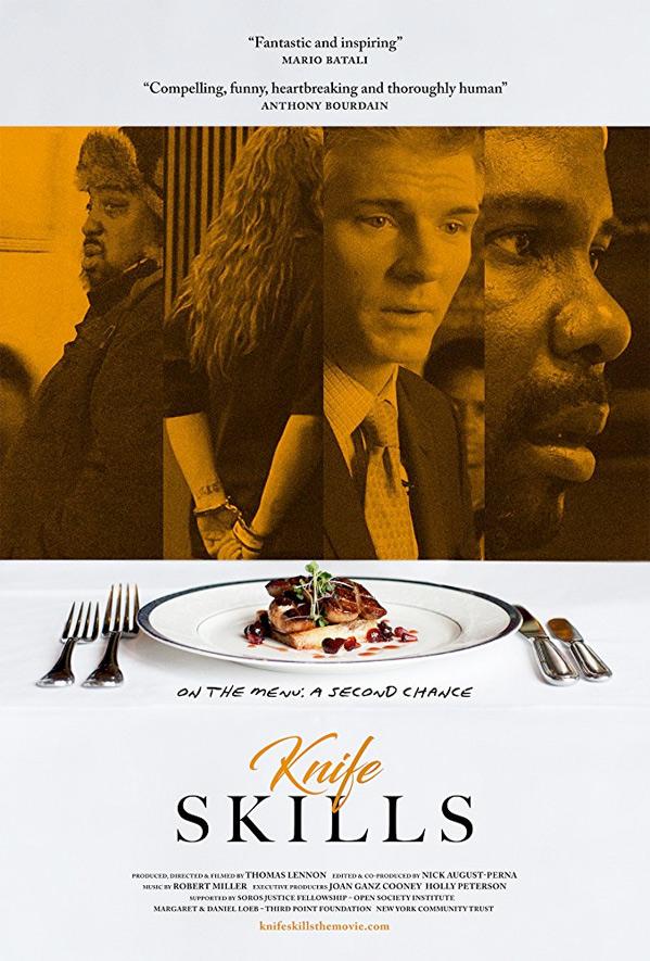 Knife Skills Poster