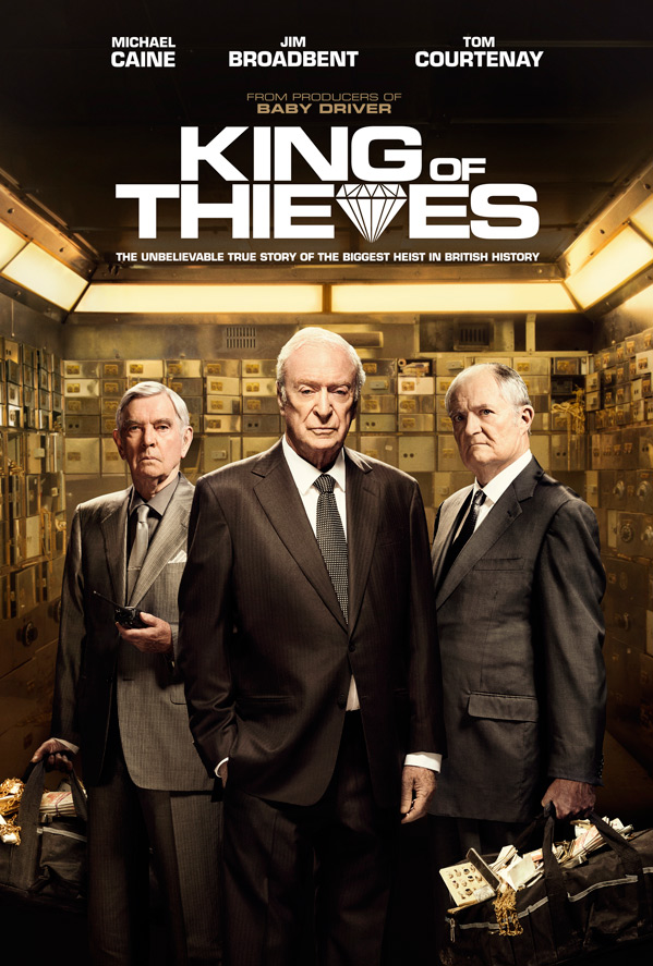 The King of Thieves Poster