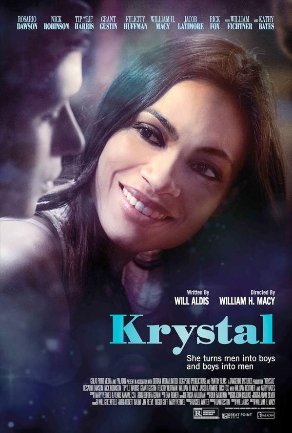 Krystal Poster