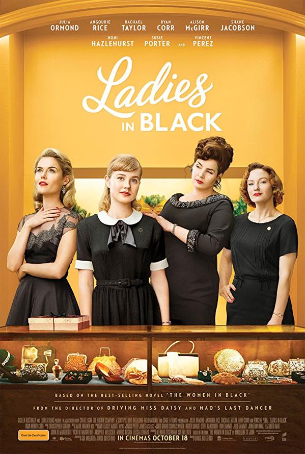 Ladies in Black Poster