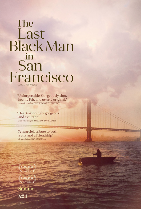 The Last Black Man in San Francisco Poster