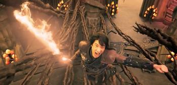 Legend of the Ancient Sword Trailer
