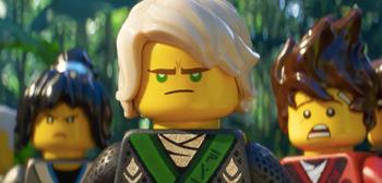 The LEGO Ninjago Movie Trailer