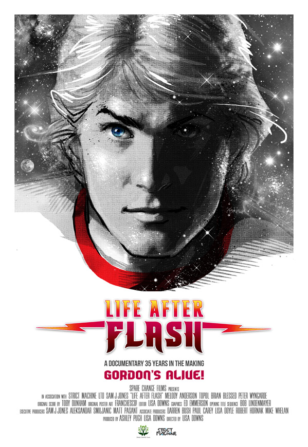 Life After Flash Poster