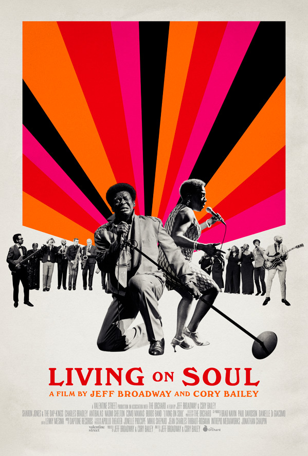 Living on Soul Documentary Poster