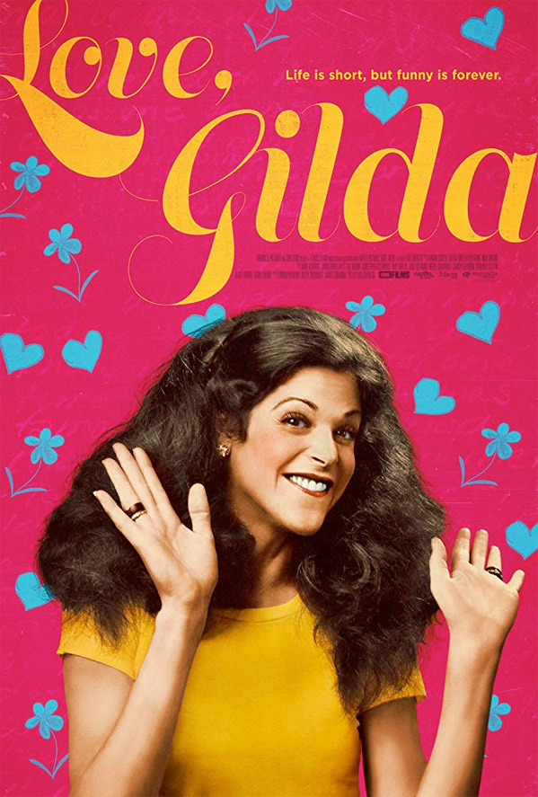 Love, Gilda Poster