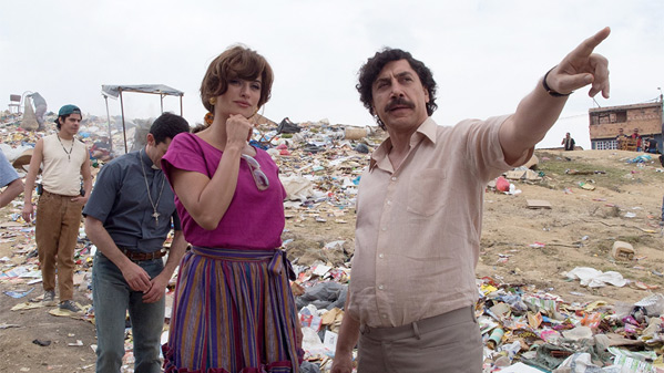 Loving Pablo Movie