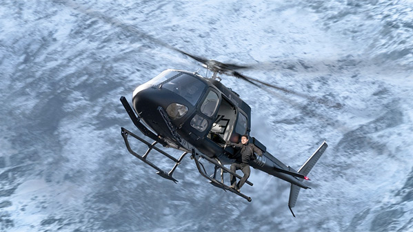 Mission: Impossible - Fallout Helicopter