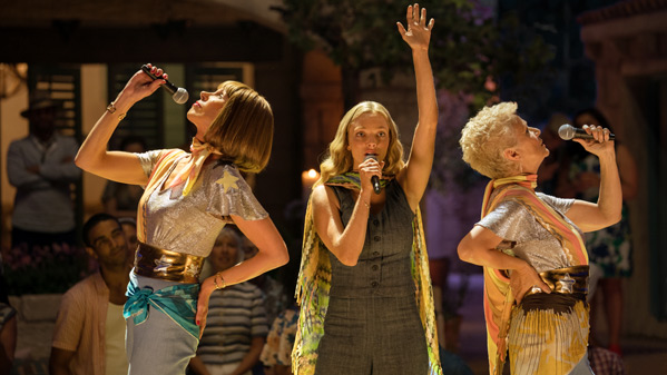 Mamma Mia! Here We Go Again Movie