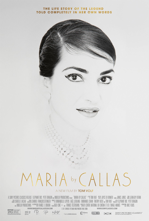 Maria by Callas Doc Poster