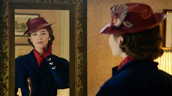 Mary Poppins Returns Movie