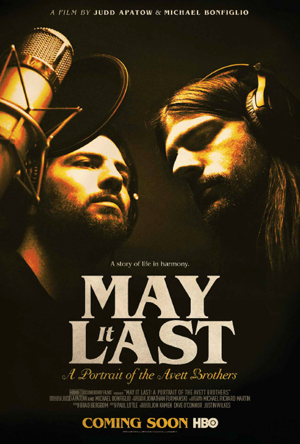 May It Last: A Portrait of the Avett Brothers Doc Poster