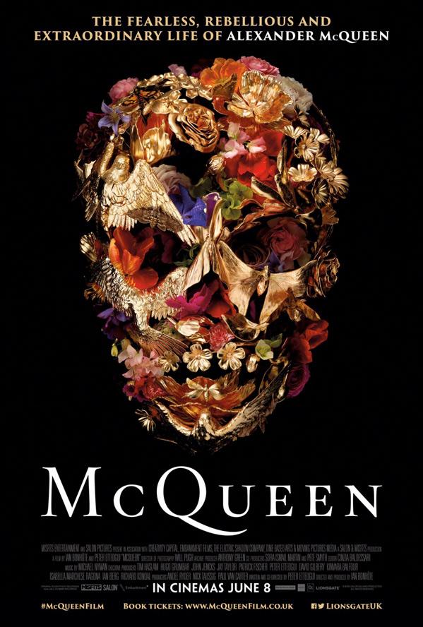 McQueen Doc Poster