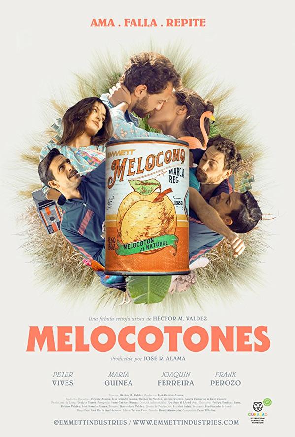 Melocotones Poster
