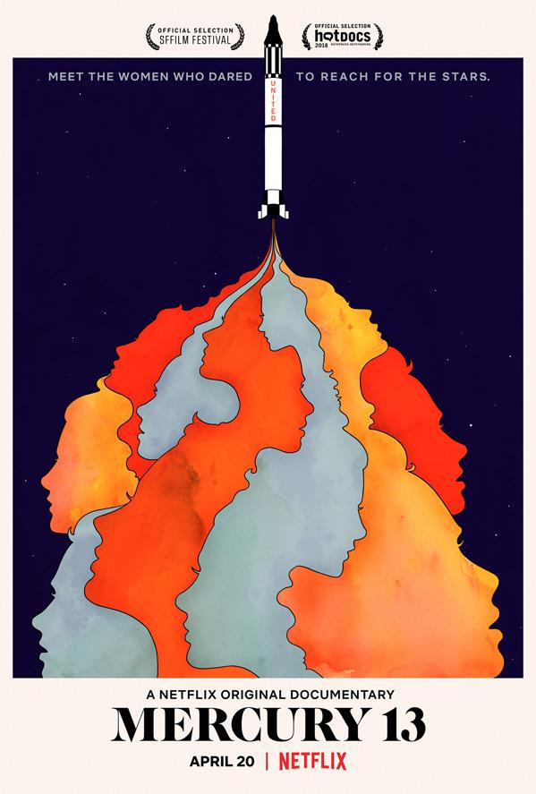 Mercury 13 Doc Poster