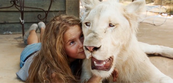 Mia and the White Lion Trailer
