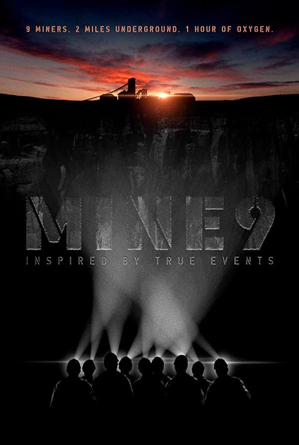 Mine 9 Poster