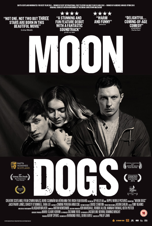 Moon Dogs Movie Poster