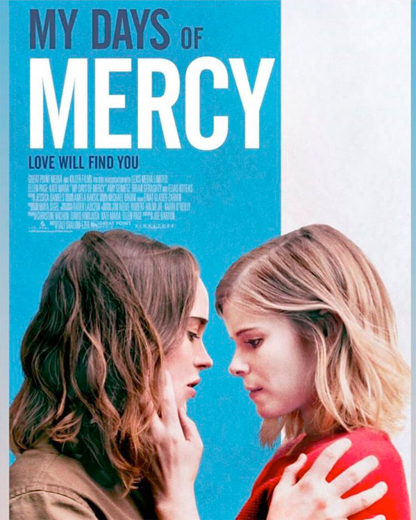 My Days of Mercy Poster
