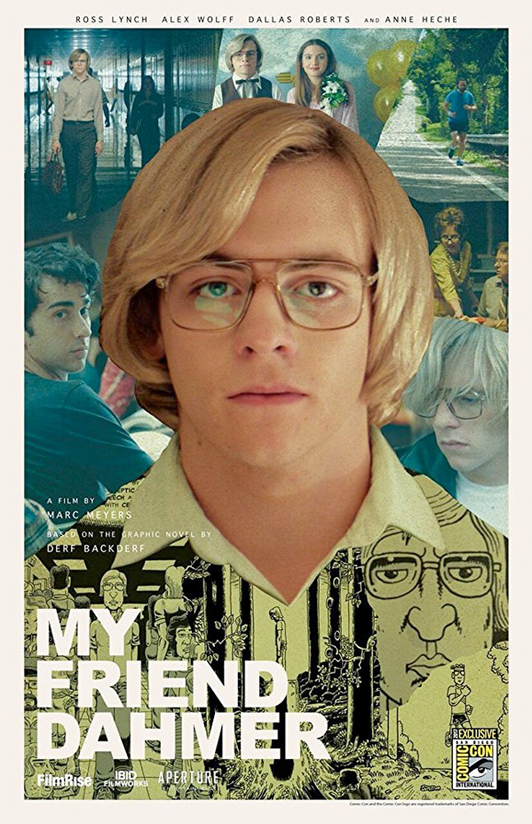 My Friend Dahmer Movie