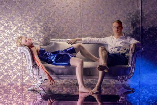 Neon Demon First Look - Elle Fanning
